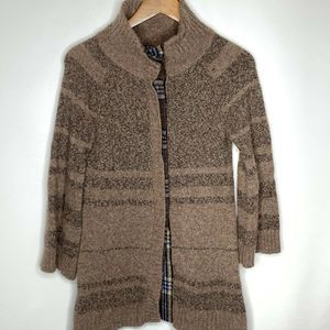 Free People Womens Snap Front Cardigan Sweater xs